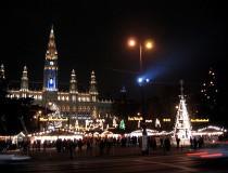 Los mercados de Navidad en la ciudad de Viena