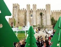 Vila Natal, la feria navideña de Óbidos