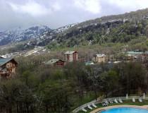 Termas de Chillán esquí en invierno, ecoturismo en verano