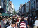 Matongé, el barrio africano de Bruselas