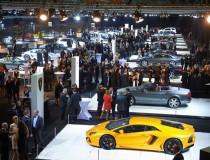 El Salón del Automóvil de Bruselas