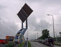 Slauerhoffbrug, un puente de lo más curioso en Leeuwarden