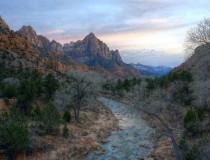 Parque Nacional Zion, un maravilloso rincón de Utah