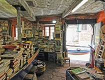 La singular librería de Acqua Alta, en Venecia