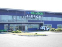 FlyBalaton, el Aeropuerto de la ciudad de Sármellék