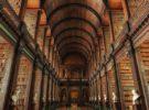 La Biblioteca del Trinity College de Dublín