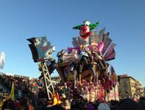 El Carnaval de Viareggio, el más famoso de la Toscana