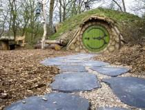 Dormir en una Casa Hobbit es posible en Holanda