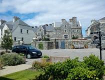 Doonbeg, la pequeña fortaleza en el Condado de Clare