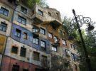 La Casa Hundertwasser en la ciudad de Viena