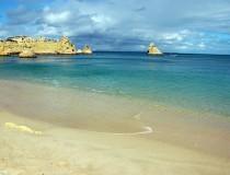 La Playa de Dona Ana, una de las más bonitas del Algarve