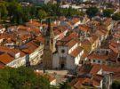 Tomar, templarios en Portugal
