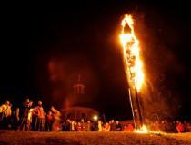 Las fiestas de Krakelingen y Tonnekensbrand, en Geraardsbergen