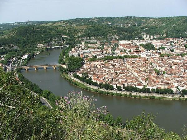 Vista de Cahors