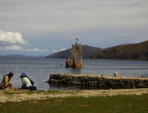 Turismo por el lago Titicaca