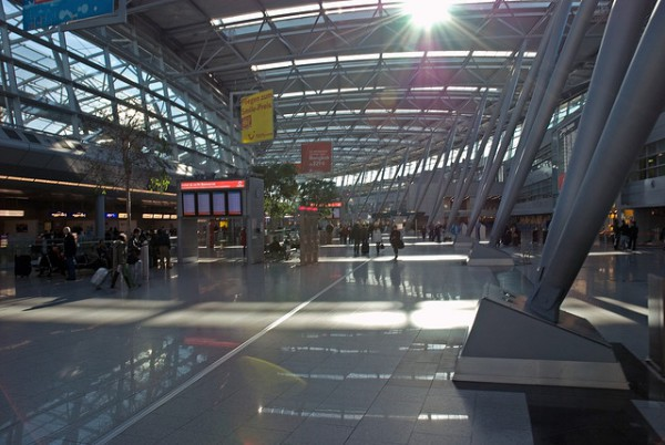 Aeropuertos de Alemania: Dusseldorf