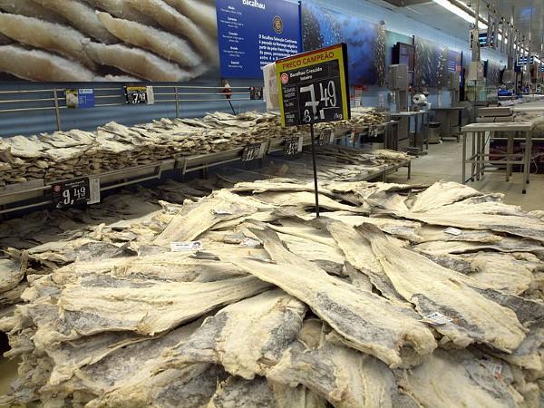 El bacalao es uno de los ingredientes más populares de la cocina portuguesa