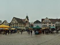 Dornbirn, la mayor ciudad del Estado de Vorarlberg