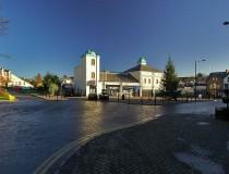 Downpatrick, capital del Condado de Down