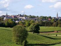 Dungannon, en el centro de Irlanda del Norte
