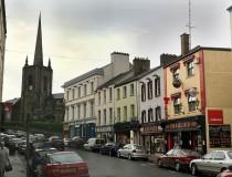 Enniskillen, capital del Condado de Fermanagh