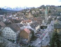 Feldkirch, centro turístico en Vorarlberg