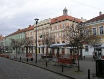 Gyöngyös, importante centro de la industria alimenticia