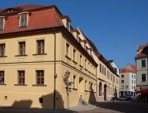 El Museo de Haendel en la ciudad de Halle