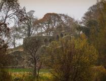 Inch Abbey, lugar monástico en la ciudad de Downpatrick
