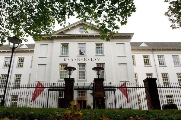 El Karel V es de los mejores hoteles de Utrecht