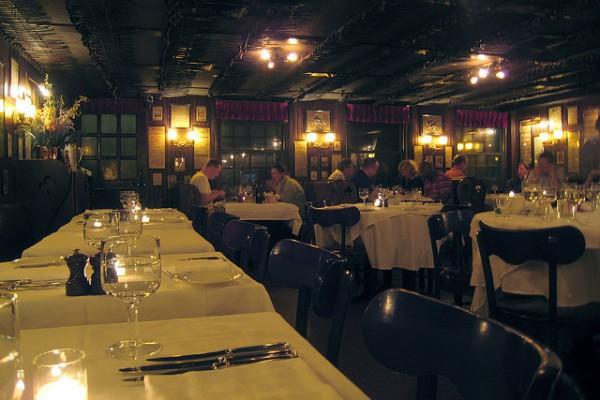 Keens Steakhouse, un retaurante legendario de New York
