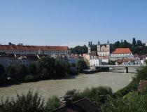 Steyr, importante ciudad de la Alta Austria