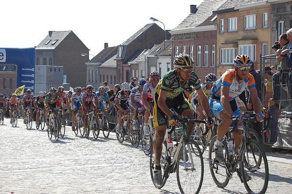 El Tour de Flandes es la carrera ciclista más famosa de Bélgica