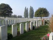 El cementerio de Tyne Cot