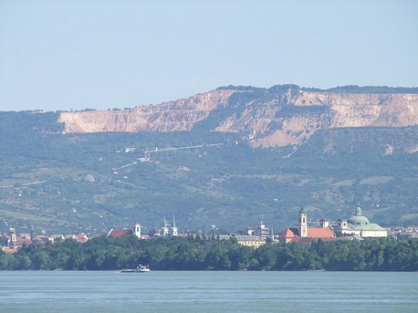 Vác, ciudad de estilo barroco en el Condado de Pest