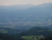 Wolfsberg, a los pies de los Alpes Orientales
