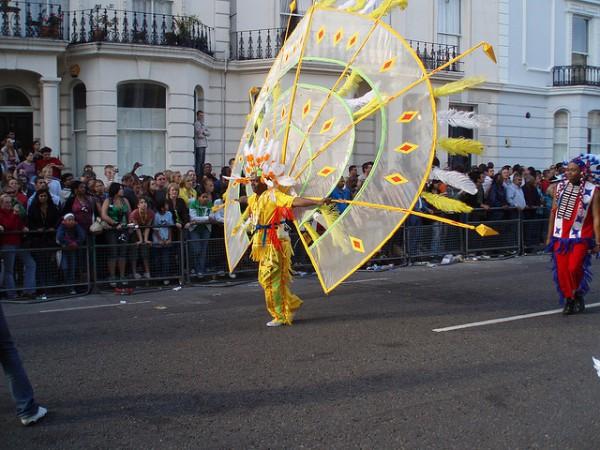 Fiesta callejera