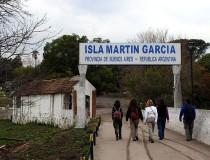 Isla Martín García, a sólo minutos de la gran ciudad