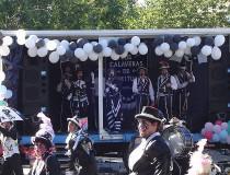 Origen del carnaval en Buenos Aires