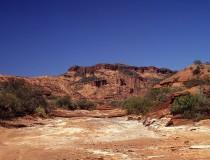 Sierras de las Quijadas, un interesante Parque Nacional