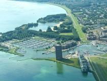 Almere, una de las ciudades más modernas de Holanda