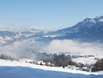 Bregenzerwald, famosa zona alpina en el estado de Voralberg