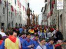La Fiesta de los Ceri, en Gubbio