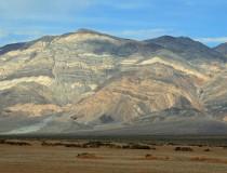 Parque Nacional del Valle de la Muerte, en California