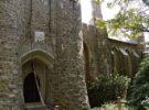 El extravagante Castillo Hammond, en la costa de Gloucester