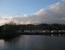 El Camping Hidden Valley Holiday Park en el Condado de Wicklow