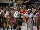 La Fiesta de los Narcisos en la zona de Ausseerland-Salzkammergut