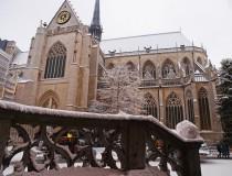 La Iglesia de San Pedro, en Lovaina,