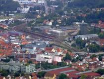 Aalen, antigua ciudad imperial al sur de Alemania