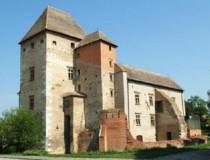 El Castillo de Simontornya en el Condado de Tolna